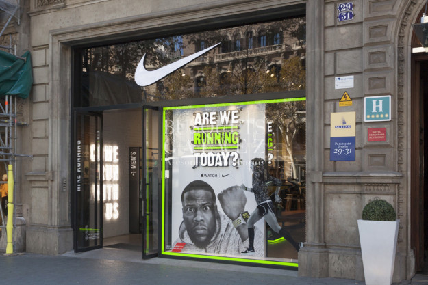 Local NIKE Barcelona