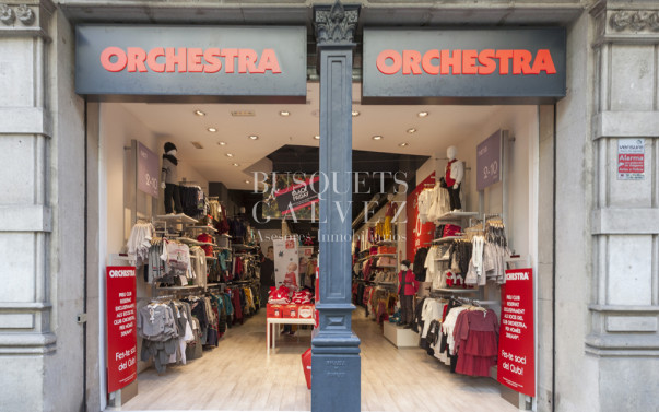 Local comercial Orchestra