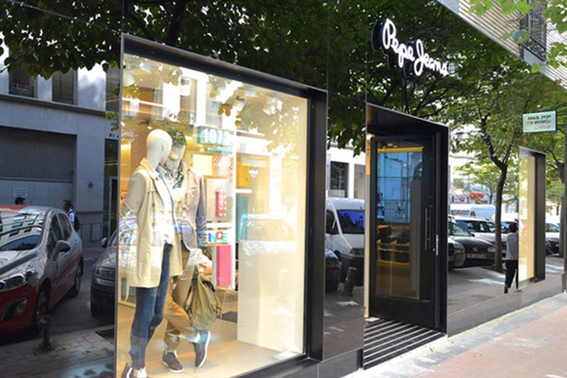 Pepe Jeans Madrid
