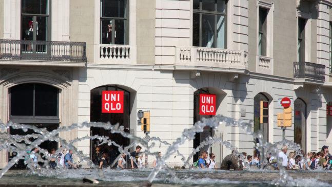 Tienda UNIQLO Barcelona